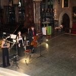 Oblivion, Piazzolla – Trio espressivo