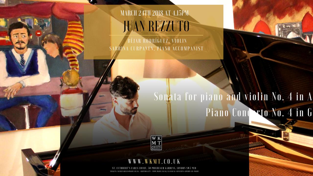 Recording Haydn Piano Concerto