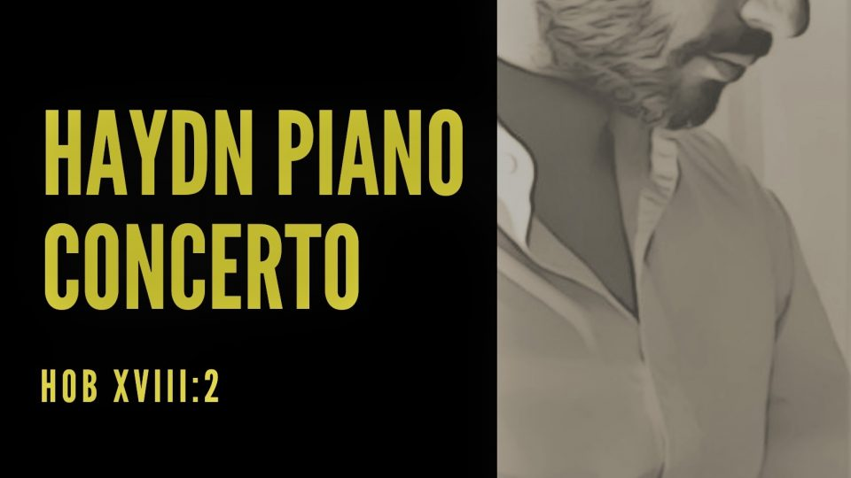 Our new recording project: Haydn piano concerto
